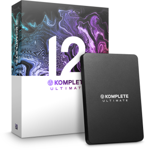 Native Instruments KOMPLETE 12 Ultimate Upgrade z Komplete 8-12