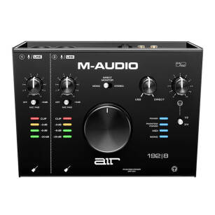 M-AUDIO AIR 192/8 – Interfejs Audio USB