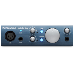 PreSonus AudioBox iOne - interfejs audio