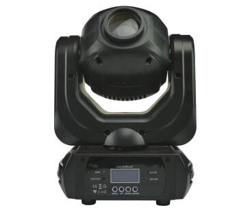 Fractal Lights MINI LED GOBO SPOT 60W PRISM