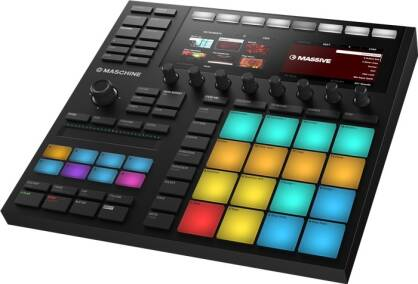 Native Instruments MASCHINE MK3 + Komplete 13 Select + 4 EXPANSIONS GRATIS