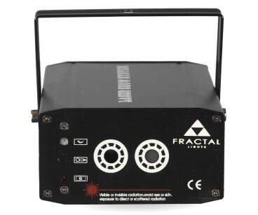 Fractal Lights FL 120 RG
