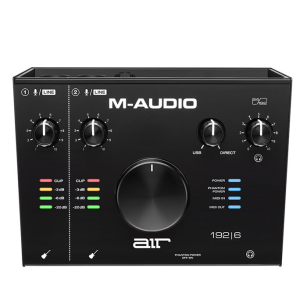 M-AUDIO AIR 192/6 – Interfejs Audio USB