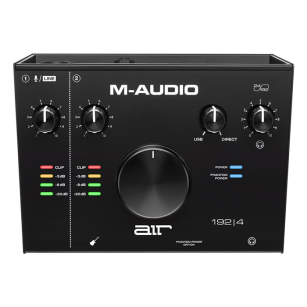 M-AUDIO AIR 192/4 – Interfejs Audio USB