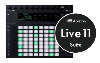 Ableton PUSH 2 + Live 11 Suite