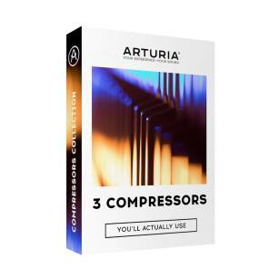 Arturia 3 Compressors You'll Actually Use